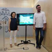 Fina Santiago y Toni Noguera presentan el plan de equipamiento