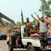 Separatistas yemeníes
