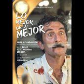 Obra de teatro protagonizada por Luis Zahera
