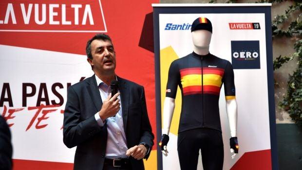"""Javier Guillén: """"Durante muchos años hemos sido los mejores en ciclismo y eso es difícil de mantener"""""""