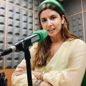 Patricia Garcia en BArcelona y con collares