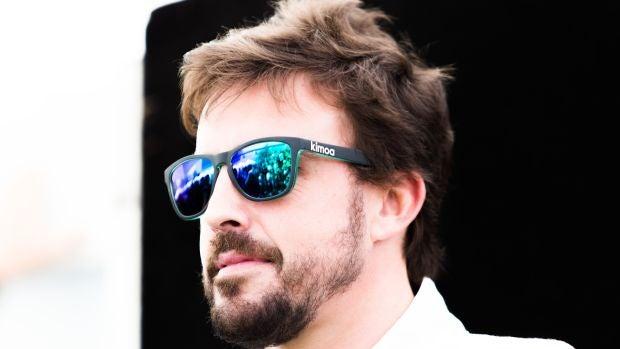 Fernando Alonso, en la previa de un Gran Premio