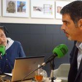 El alcalde de San Sebastián Eneko Goia en Euskadi en la Onda
