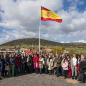 La bandera de España volverá a ondear en la Plaza de la UME