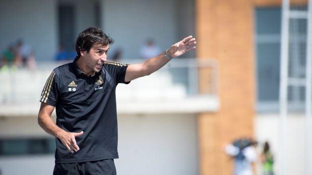 """Ángel Campos: """"Veo a un Raúl muy ganador, será un grandísimo entrenador"""""""