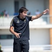Raúl González debuta como entrenador del Real Madrid Castilla