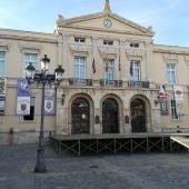 Ayuntamiento de Palencia en fiestas