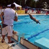 Los bañistas ya pueden usar sin problemas la piscina olímpica del Rey Juan Carlos