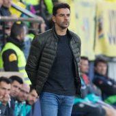 Michel, ex entrenador de la SD Huesca