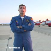 El piloto del Ejército del Aire fallecido en La Manga
