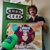 """Juan Cruz Pascual, organizador de """"Palencia en Negro"""""""