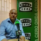 Luis Calderón, alcalde de Paredes de Nava