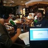 Hablamos con Jorge Iván Argiz, en el programa especial desde Avilés