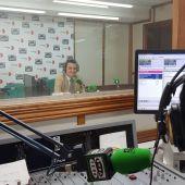 Francisco Martínez Arroyo, durante la entrevista en Onda Cero Ciudad Real