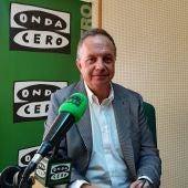Ignacio Fernández Sobrino, director Onda Cero Palencia.