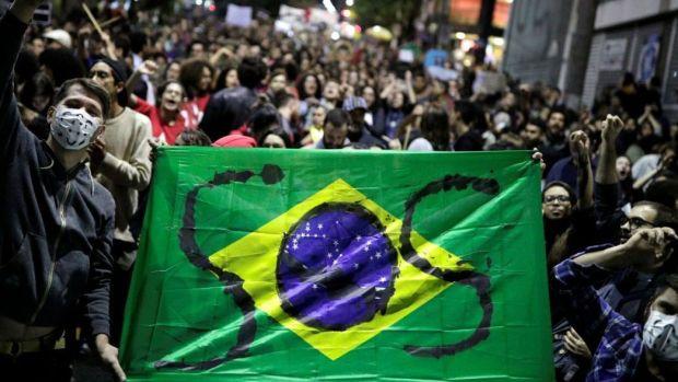 Contraparte - ¡SOS Amazonas!