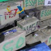Desarticulan una supuesta banda de narcotráfico en Marbella que trasladaba hachís de Marruecos a España