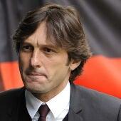 El director deportivo del PSG, Leonardo.