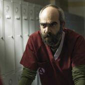Luis Tosar, en un fotograma de la película 'Quien a hierro mata'