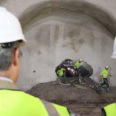 Cale del túnel de Bentaberri