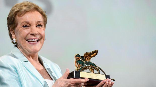 Festival de Venecia 2019. Crónica 7. Julie Andrews, la leona que canta