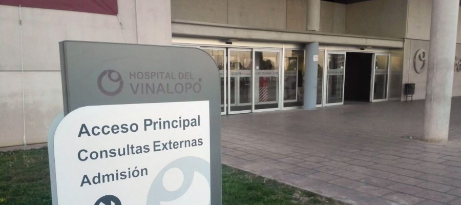 Hospital del Vinalopó de Elche.