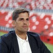 Robert Moreno, seleccionador español