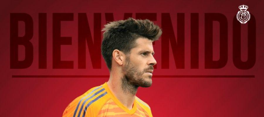 Fabricio Agosto, nuevo jugador del Mallorca