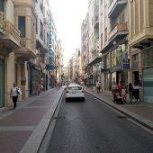 Calle Corredora de Elche.