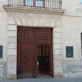 Sede del rectorado de la Universidad de Castilla-La Mancha en Ciudad Real