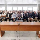 Juicio por presunto amaño del Levante-Zaragoza