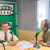David Valle en Onda Cero Alcalá