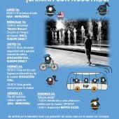 La Semana de la Movilidad se celebrará del 16 al 22 de septiembre