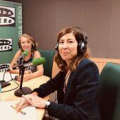 La directora general de Turismo, Rosana Morillo, en Onda Cero Mallorca.