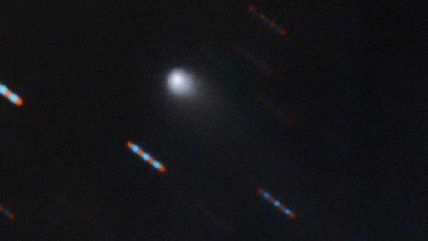 Aparici en órbita: ¿Cómo se sabe que el cometa Borisov no es de nuestro Sistema Solar?