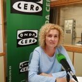Lirio Martín, subdelegada del Gobierno en Segovia