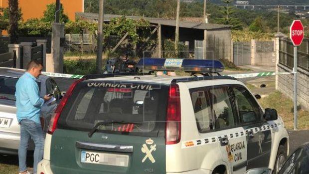 Prisión sin fianza para el acusado del triple homicidio de Valga