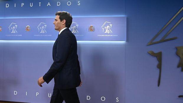 """Rivera: """"Sánchez ha intentado culpar a los españoles diciéndoles que votan mal"""""""