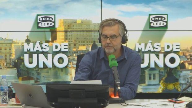 VÍDEO del monólogo de Carlos Alsina en Más de uno 17/09/2019