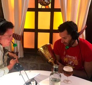 """Rudy Fernández: ¿Cansado? Ahora mismo estoy eufórico y hasta jugaría otra final"""""""