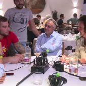 """Willy Hernangómez: """"Me ha dicho mi madre que siga con su apellido para ganar más oros"""""""
