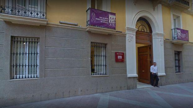 Sede del Sindic de Greuges en Alicante.
