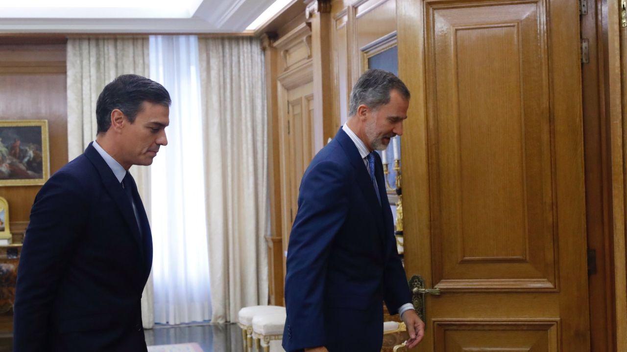 El Rey Felipe VI no propone a ningún candidato y España se acerca a unas nuevas elecciones