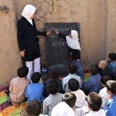 Escuela Afganistán