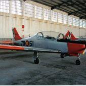Avionetas del Ejército del Aire