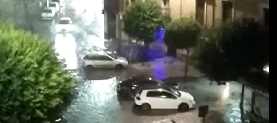 Inundación Valladolid 18-09-2019