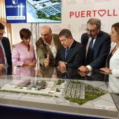Se ha presentado en Puertollano el proyecto básico y la maqueta del nuevo hospital
