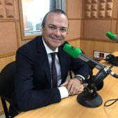 Augusto Hidalgo en Onda Cero Canarias