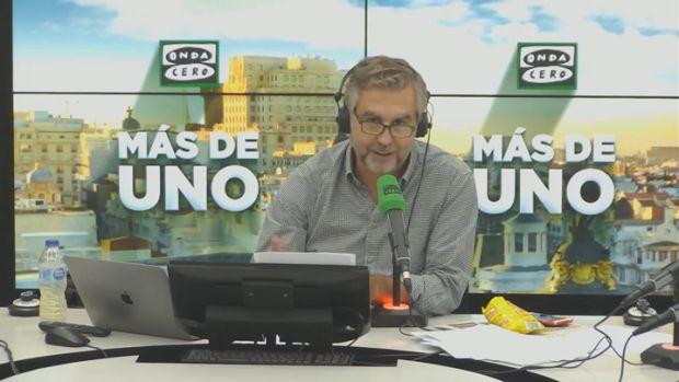VÍDEO del monólogo de Carlos Alsina en Más de uno 18/09/2019