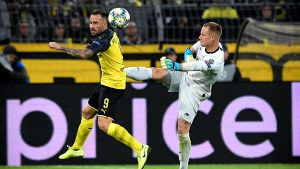 """Paco Alcácer: """"¿Volver al Barcelona? Ahora mismo sólo me planteo marcar en el próximo partido del Dortmund"""""""
